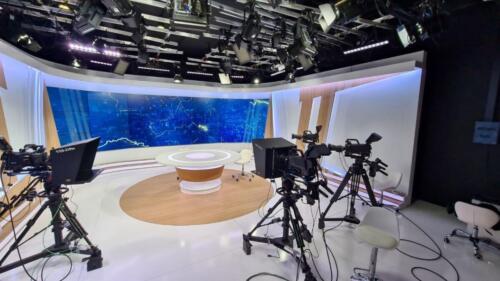Телестудия для телеканала Украина 24 (1)