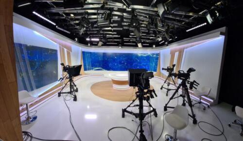 Телестудия для телеканала Украина 24 (4)
