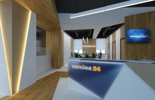 Телестудия для телеканала Украина 24 (6)